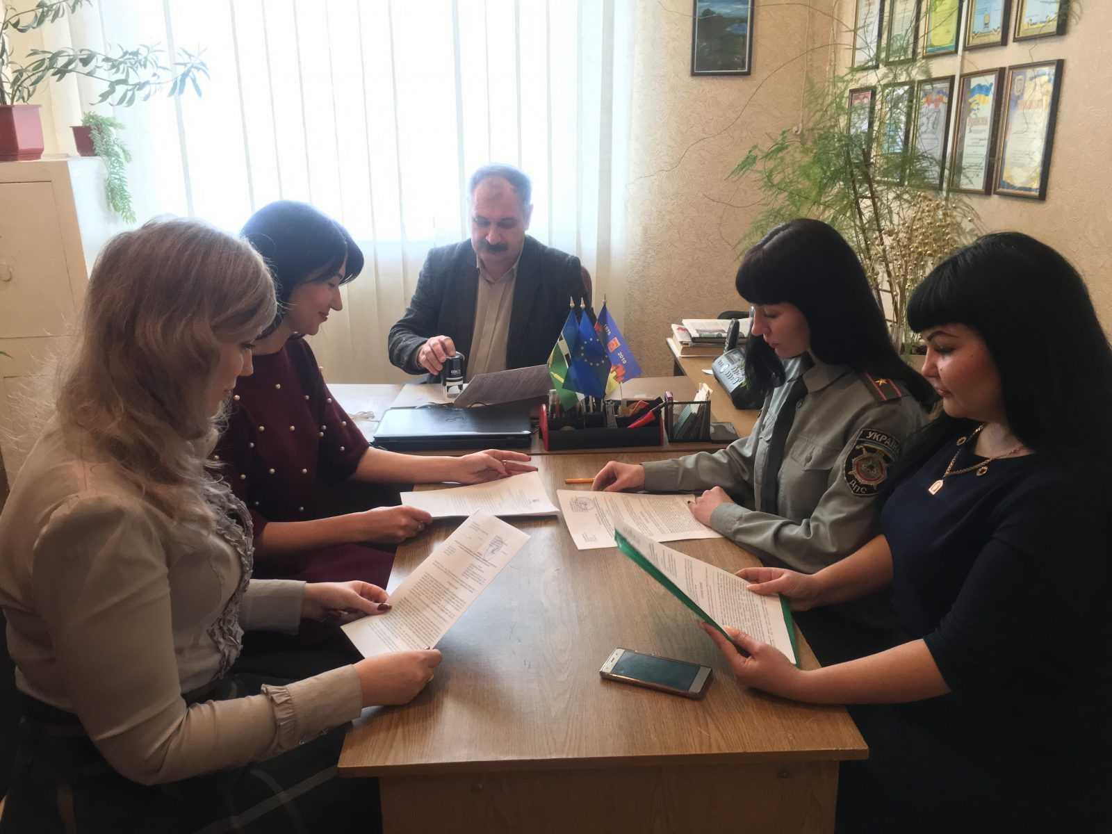 IMG 4785 1 - Робоча зустріч спеціалістів ПРЦСССДМ з представниками Покровського МРВ філії ДУ «Центра пробації».