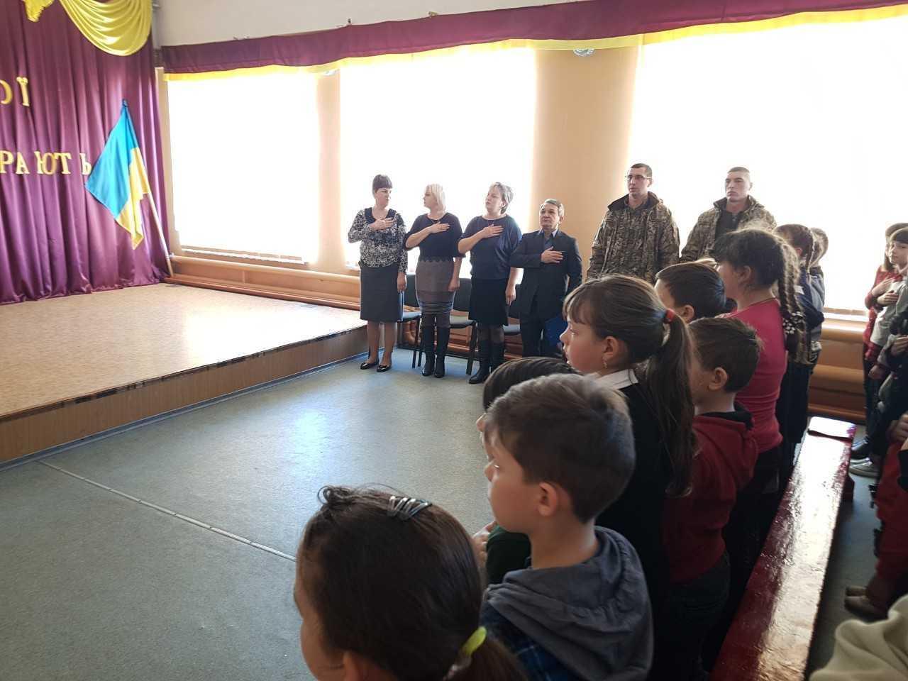 Zyabrev Udachnoe 3 - В Покровскому районі відбулись заходів до Дня Героїв Небесної Сотні