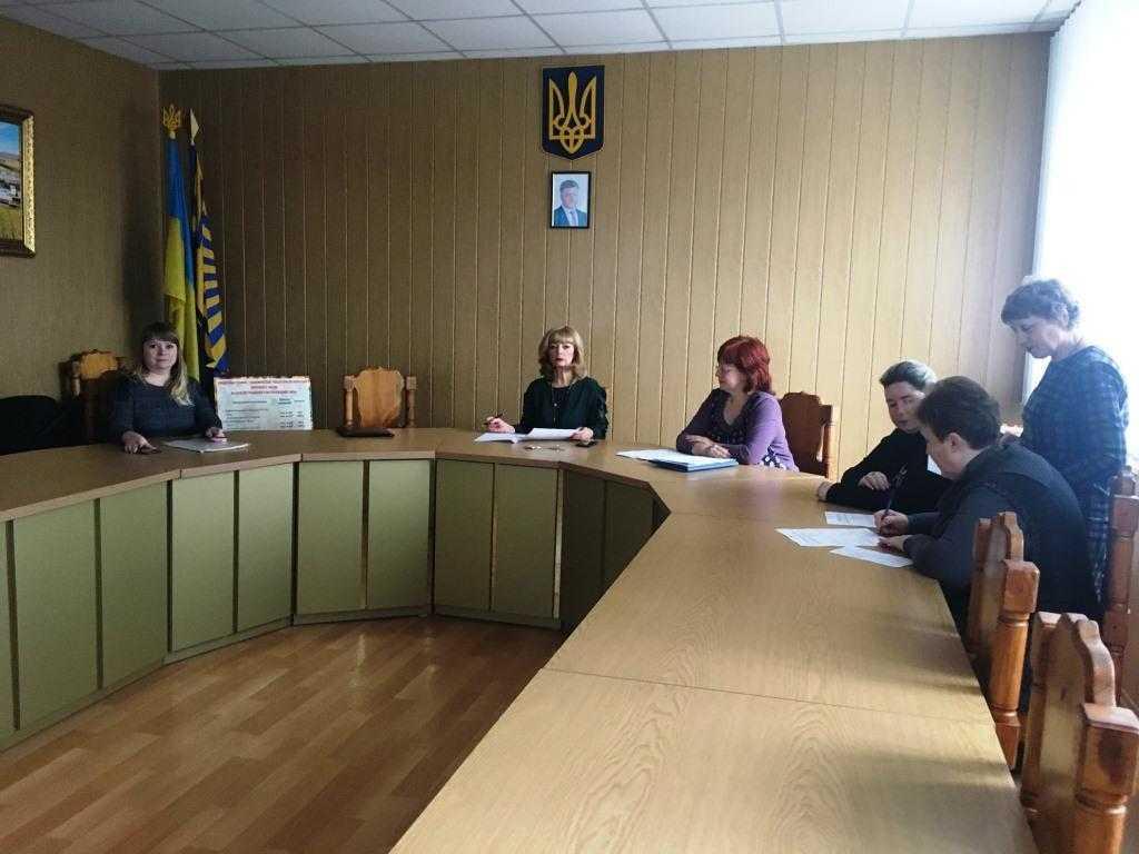 Засідання комісії з розгляду питань ризначення (відновлення) соціальних виплат внутрішньо переміщеним особам