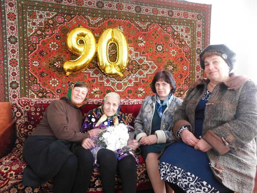 Yzobrazhenye 472 - Прекрасний вік 90!Його прожити не так то просто!