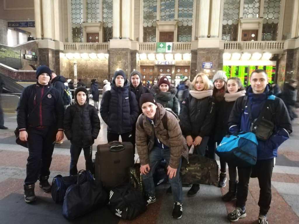 Вихованці КПНЗ ДЮСШ Покровської районної ради Донецької області взяли участь у Чемпіонаті України з кікбоксінгу WAKO
