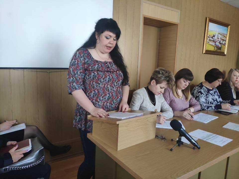 Засідання колегії райдержадміністрації