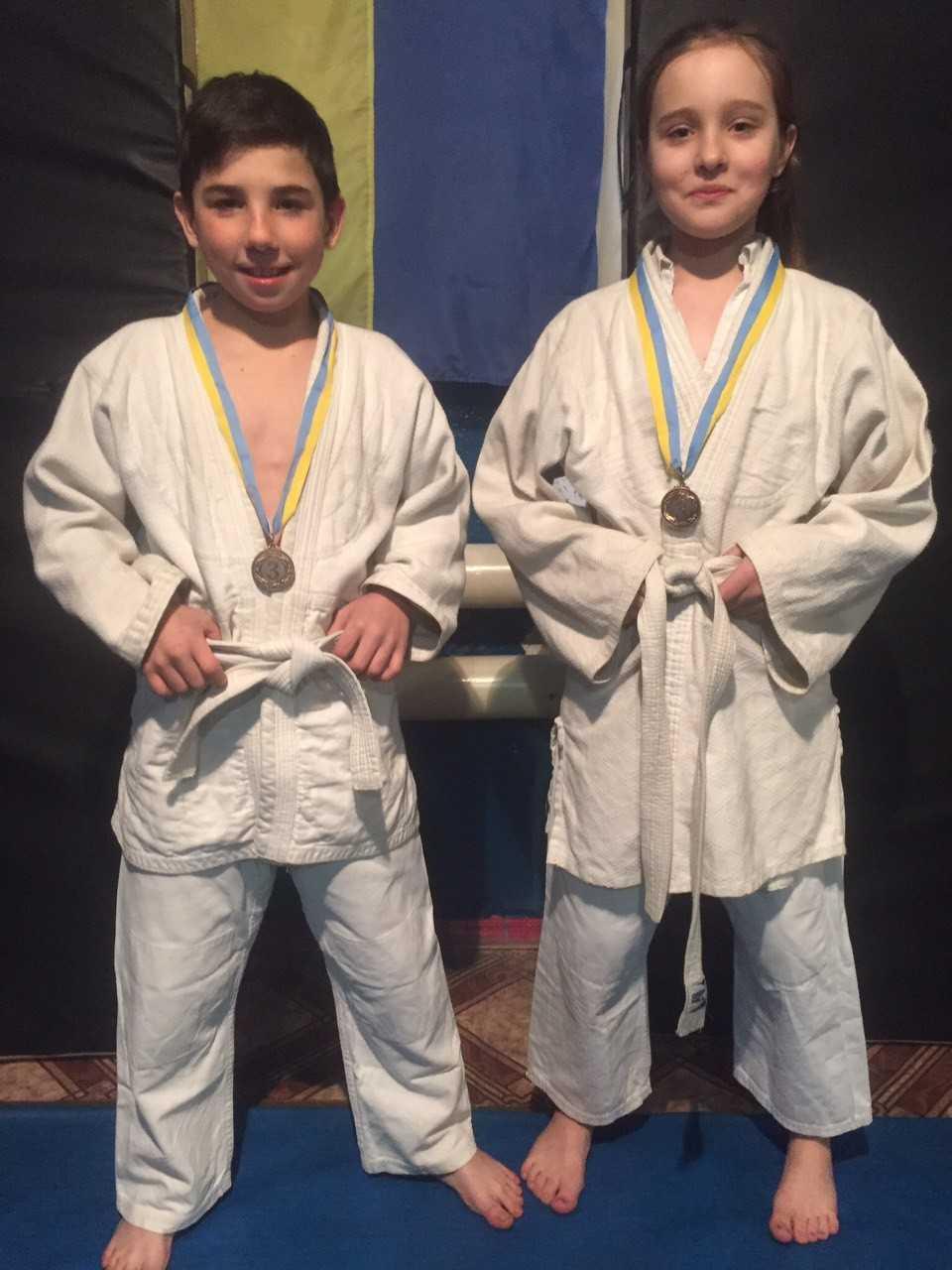 Відкритий турнір з боротьби дзюдо