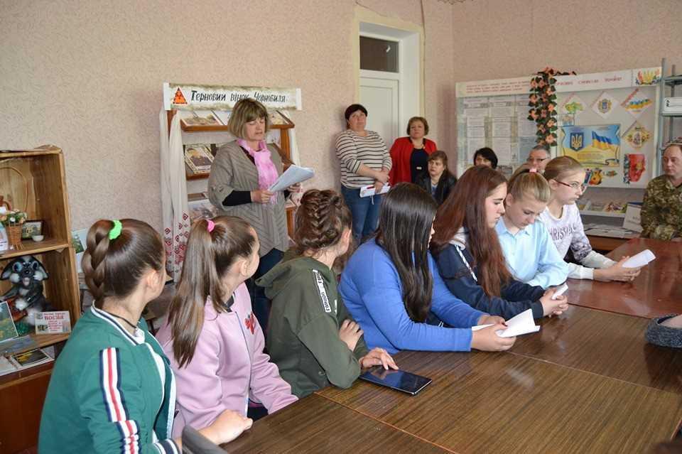 Година пам'яті «Чорнобиль: від мирного атома до катастрофи»