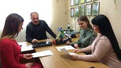 Робоча нарада спеціалістів Покровського районного центру соціальних служб для сім'ї
