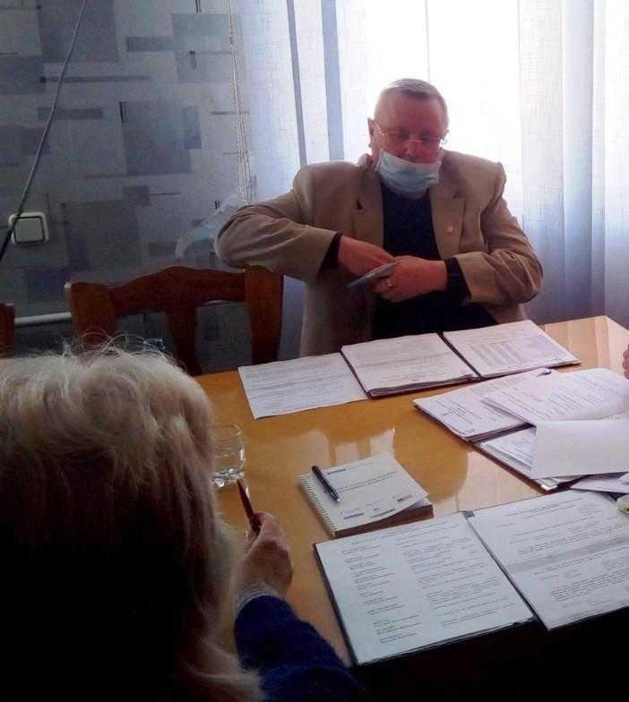yzobrazhenye viber 2020 04 22 10 19 55 - Засідання колегії райдержадміністрації